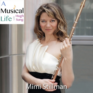 Mimi Stillman, Flutist