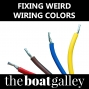 Artwork for Weird Wiring Colors
