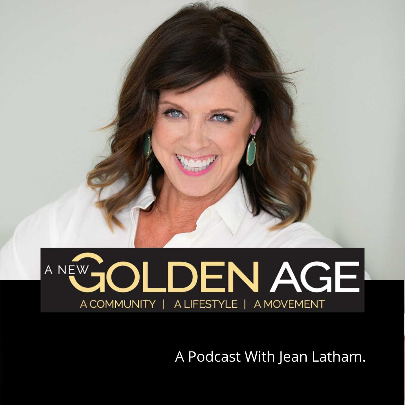 A New Golden Age Podcast show art