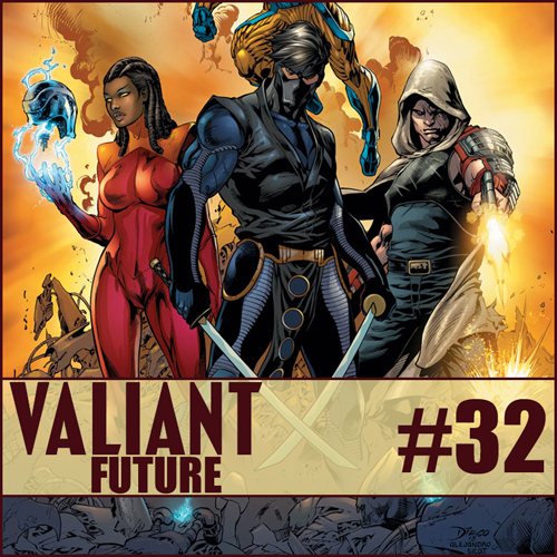 Cultural Wormhole Presents: Valiant Future Episode 32