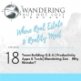 Artwork for Episode 18: Team Building Q & A | Productivity Apps & Tools | Wandering Zen -  Why Wander?
