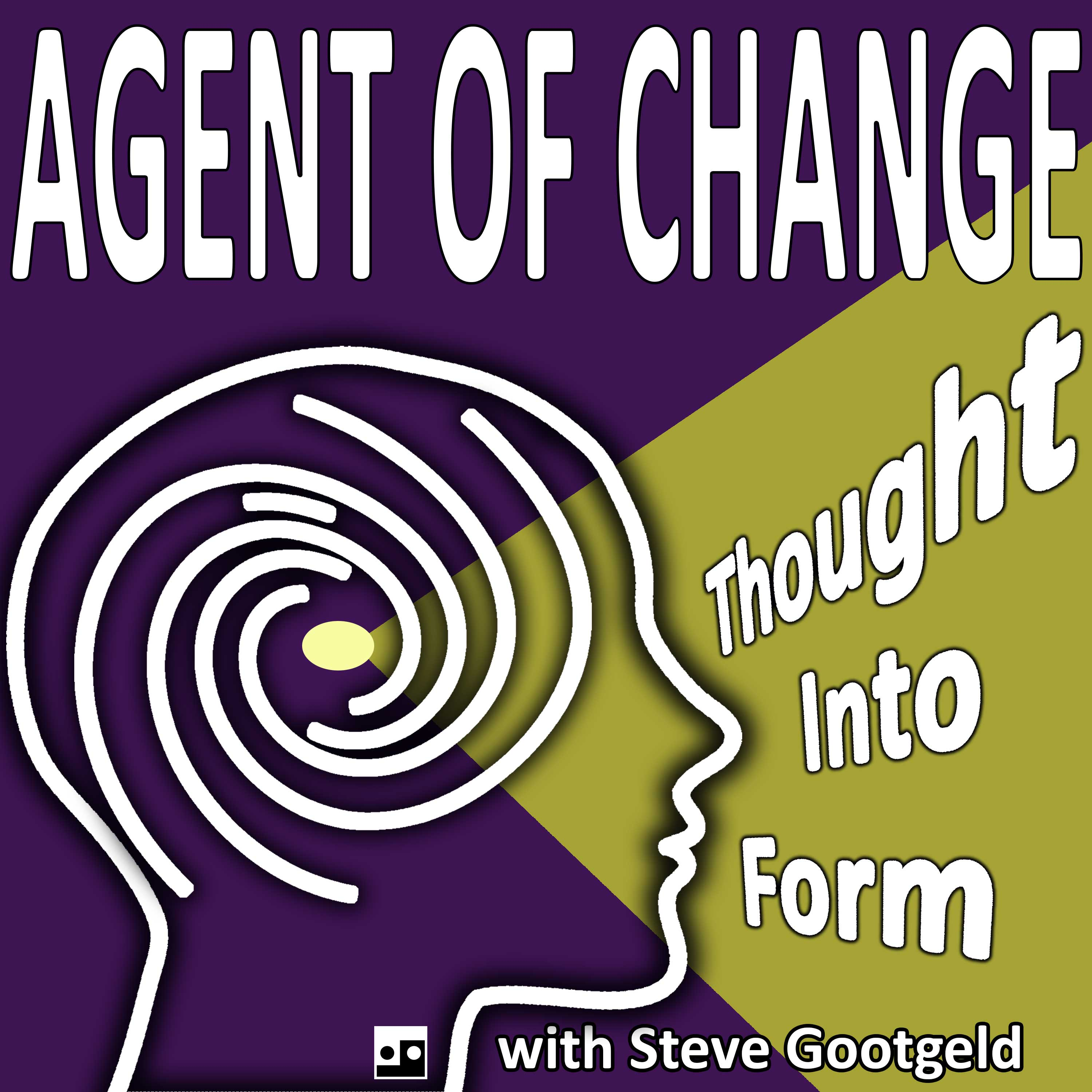 Agent of Change: Thought Into Form show art