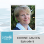Artwork for Practical Insights for Leaders to Bring Listening Into Their Organizations That Have Real Impact with Corine Jansen (Part 2)