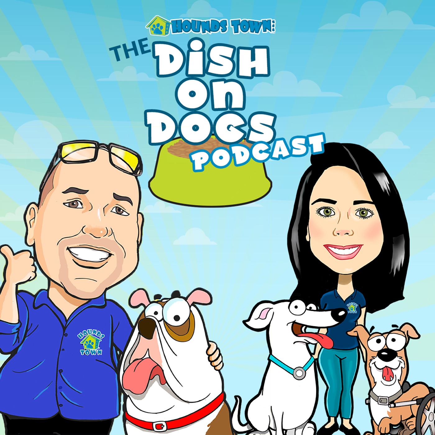 Dish on Dog's Podcast show image