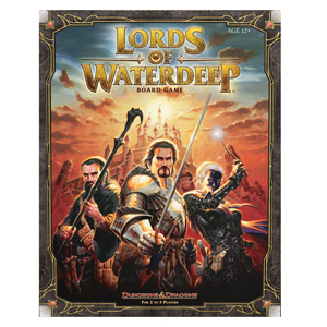 D6G Ep 101: Kickstarter & Lords of Waterdeep Detailed Review