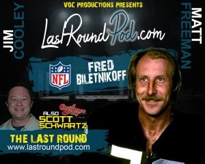 TLR #46 - Fred Biletnikoff NFL HALL OF FAME