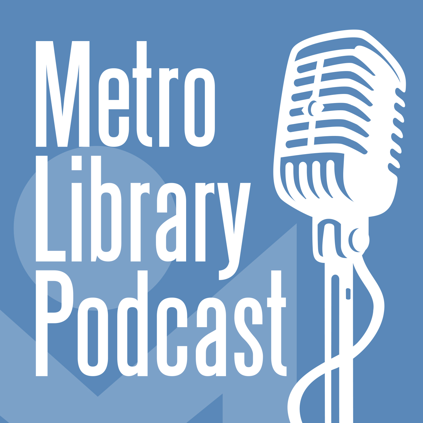 Metropolitan Library System Podcast show art