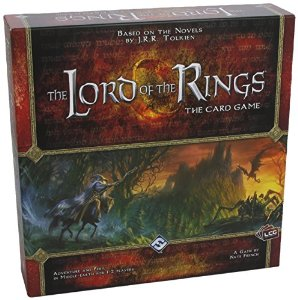 D6G Ep 169: Lord of the Rings Card Game Detailed Review & Raef's Round Table