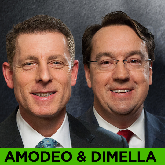 AMODEO & DIMELLA: INVESTING IN MUNI BONDS