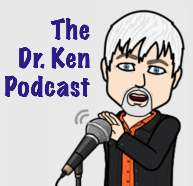 The Dr. Ken Podcast show art