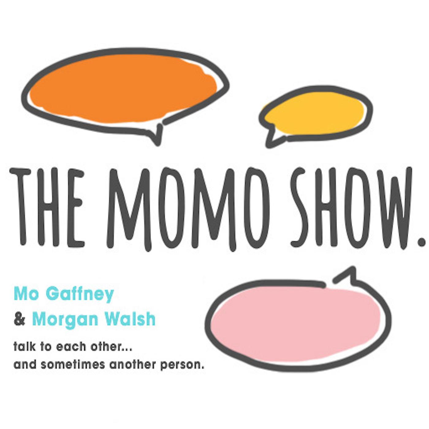 The Momo Show show art