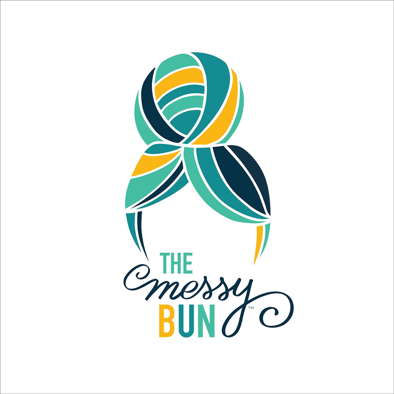themessybun's podcast show art