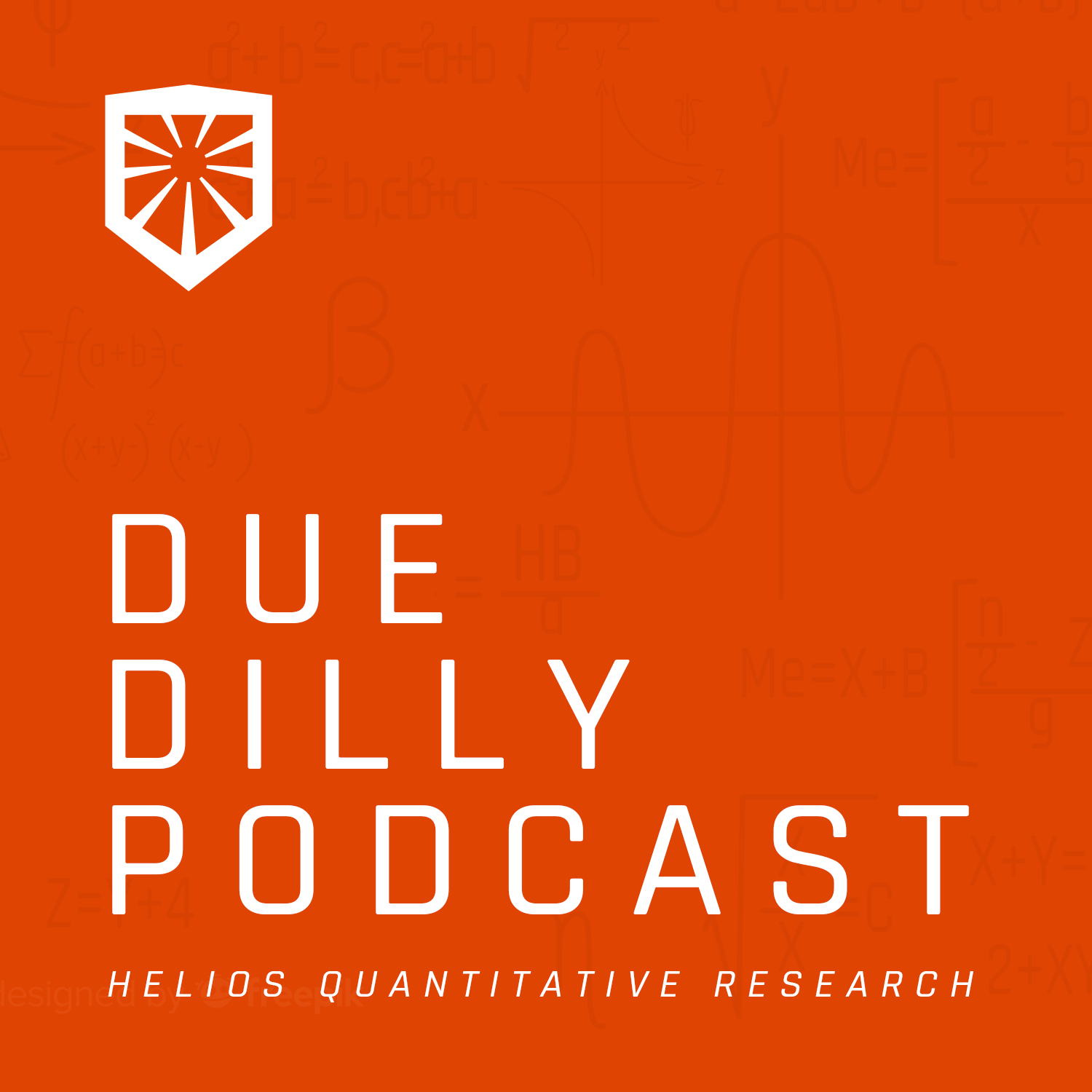 The Due Dilly Podcast show art
