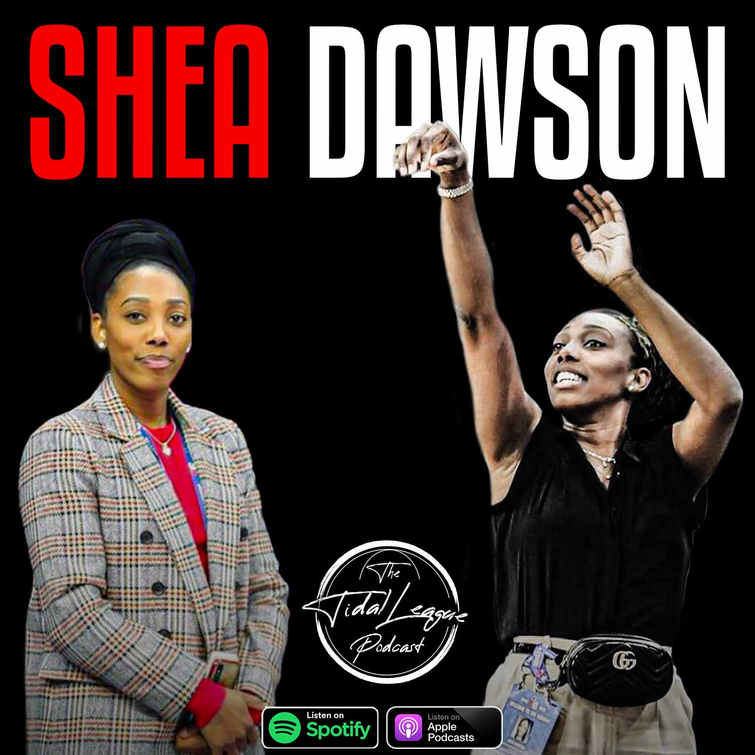 Shea Dawson Head of Athlete Relations at Overtime on her journey from Five-Star basketball camp to the NBA