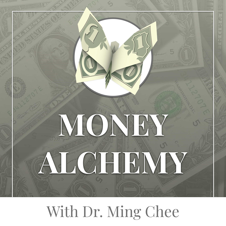 Money Alchemy show art