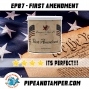 Artwork for Drucquer & Sons: First Amendment Review