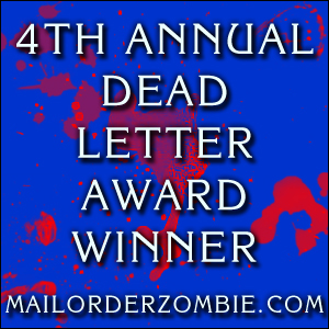 4th Annual Dead Letter Awards