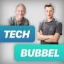 Artwork for TechBubbel 016 – 5G och vikbara mobiler, värt det?