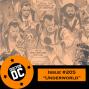 "Artwork for Issue #205 - ""Underworld"""