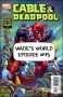 Artwork for Cable & Deadpool Issue  #15: Wade's World--The Deadpool Podcast Episode #45