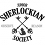 Artwork for Episode 134: The Junior Sherlockian Society