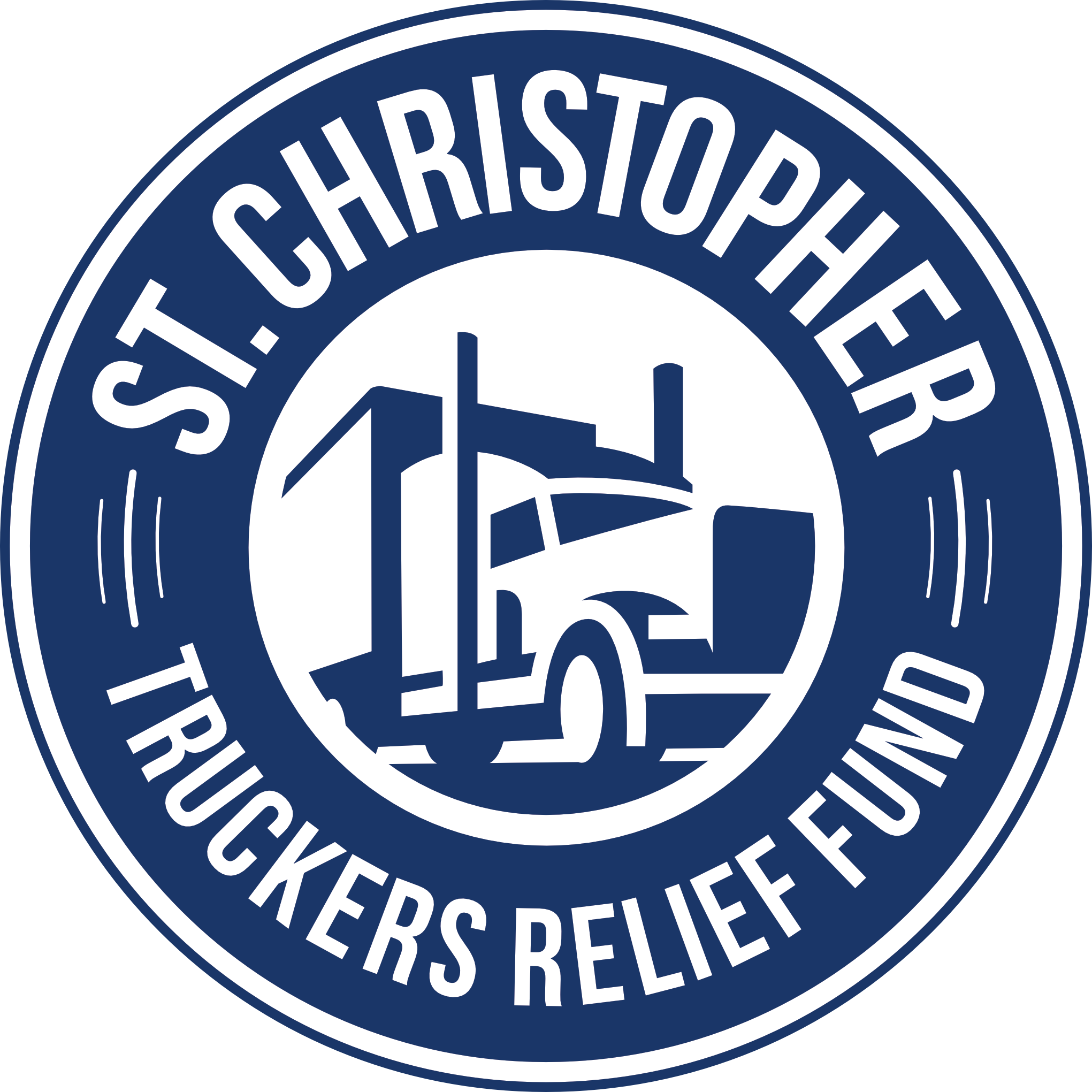St Christophers Truckers Relief Fund