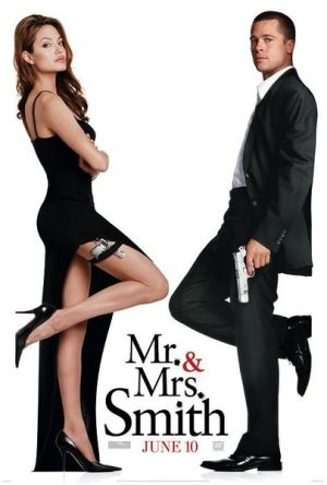 Episode 87 - Mr. and Mrs. Smith and Marital Dissatisfaction