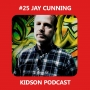 Artwork for Kidson Podcast #25 - Jay Cunning