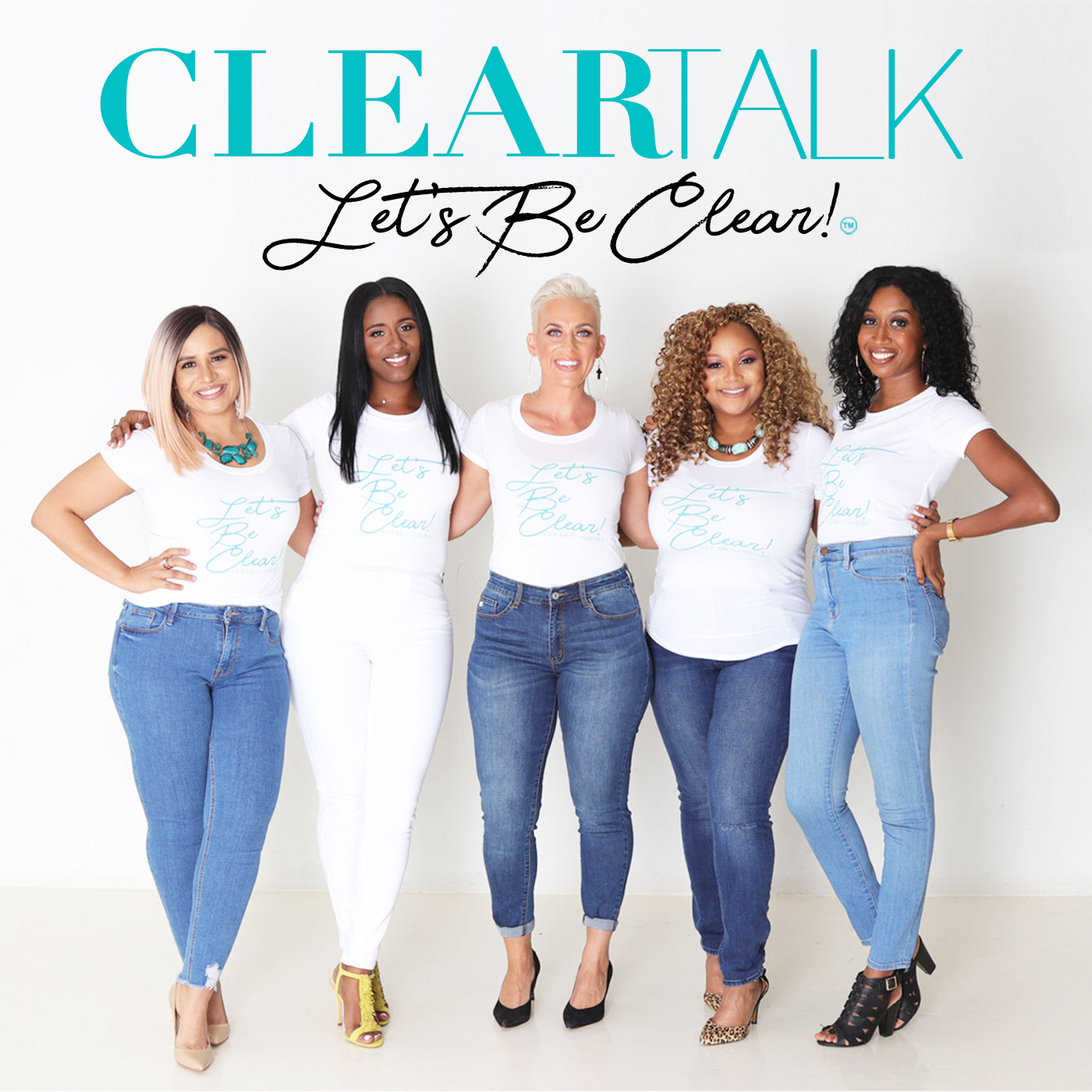 Clear Talk Show show art