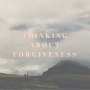 Artwork for Thinking About Forgiveness