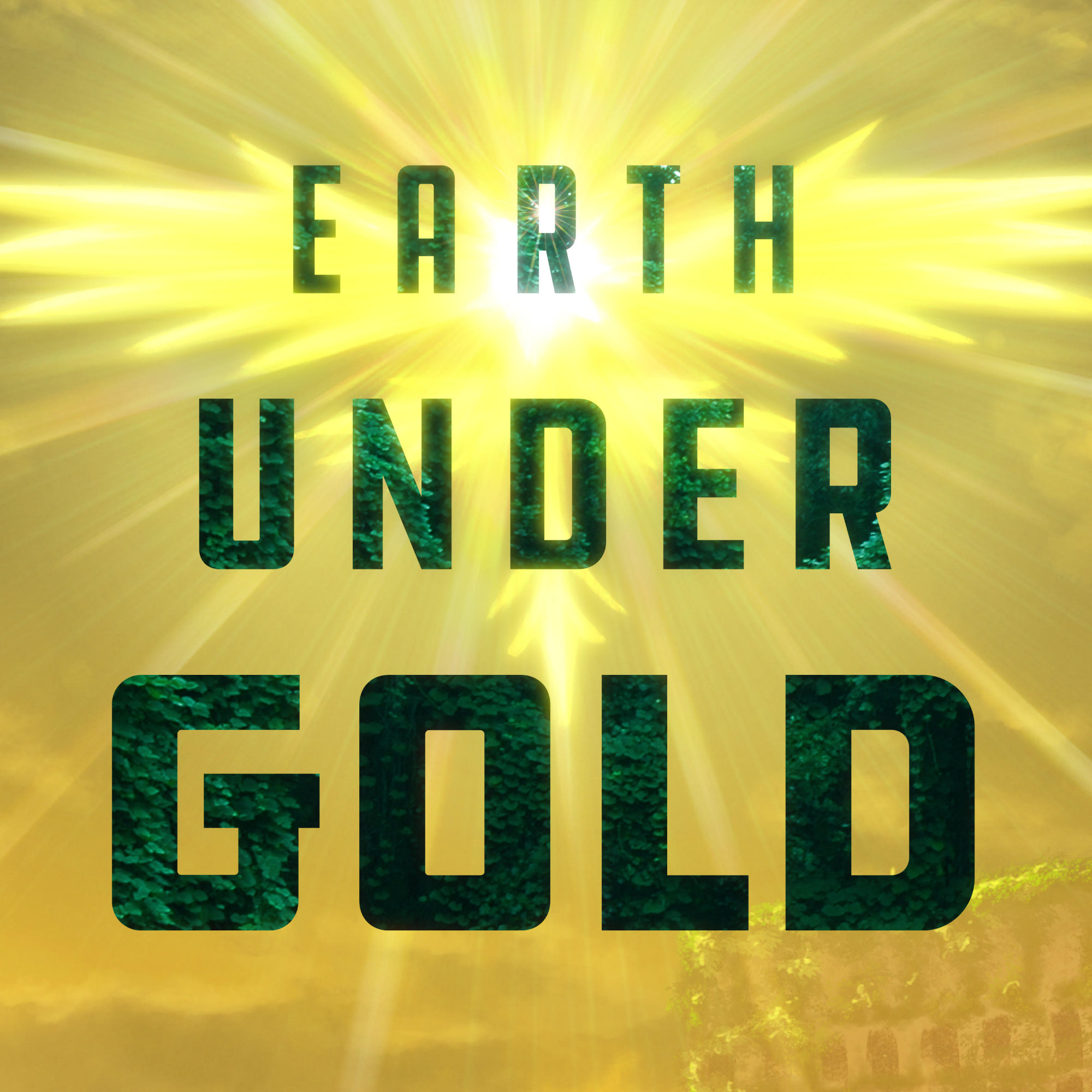 Earth under Gold show art