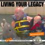 Artwork for #100: Living Your Legacy - Daily Mentoring w/ Trevor Crane #greatnessquest