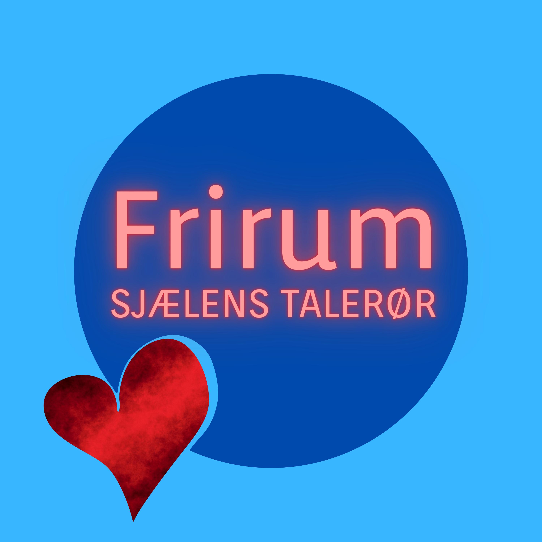 Velkommen til Frirum - sjælens talerør show art