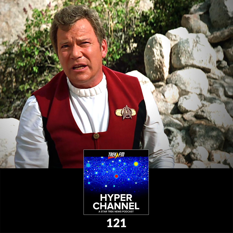 Hyperchannel 121: Comeback Kirk?