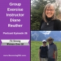 Artwork for Group Exercise Instructor Diane Reuther
