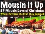 Artwork for 25 Mousin Days of Christmas - When They Saw the Star They Rejoiced