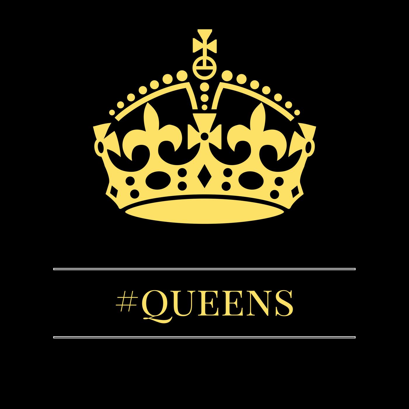 Queens Podcast show art