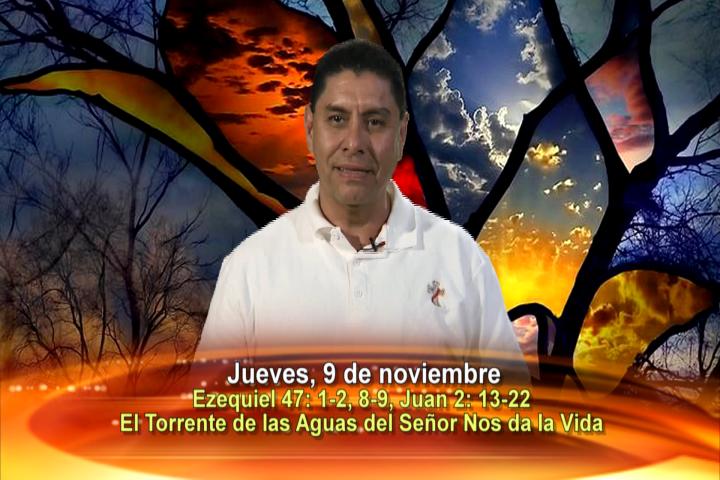 Artwork for Dios te Habla con Dn. Alfredo Vargas    Tema el hoy: El Torrente de las aguas del Señor nos da la vida.