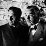 Artwork for Episode 122: Basil Rathbone and Nigel Bruce