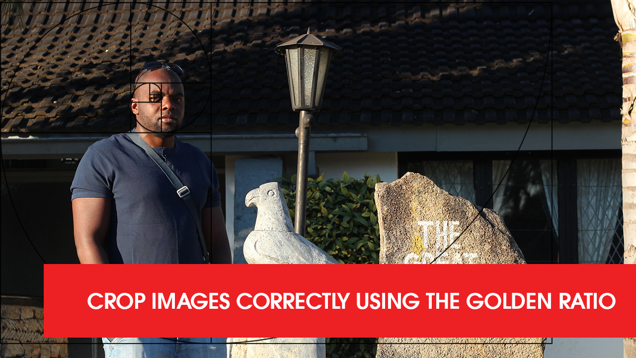 Crop images correctly using the Golden Ratio