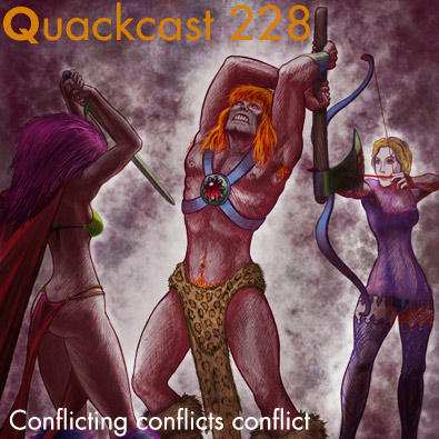 Episode 228 - Conflicting conflicts conflict