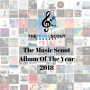 Artwork for The Music Scout: Album Of The Year 2018