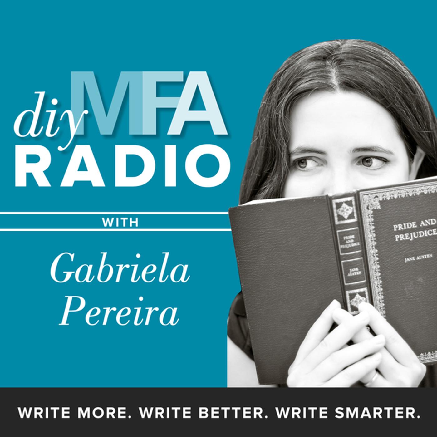 DIY MFA Radio show art