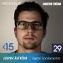 Artwork for #29 Digital Transformation - Jesper Åström