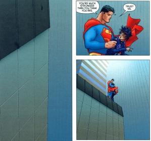 Brandon Montclare reads ALL-STAR SUPERMAN