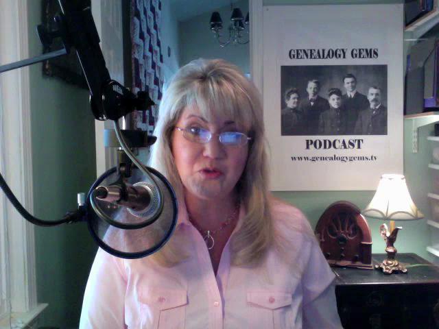 Artwork for Videocast: Episode 73 Genealogy News Segment