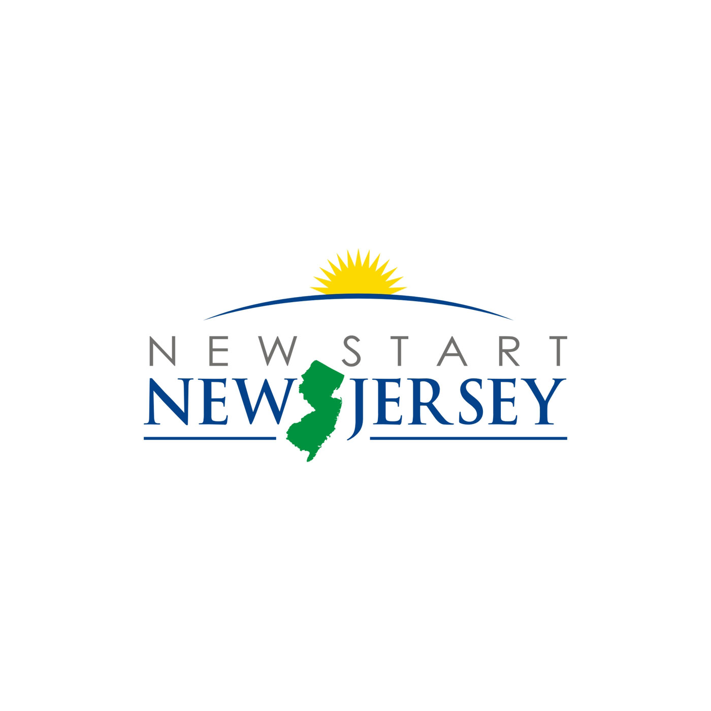 New Start New Jersey Podcast logo