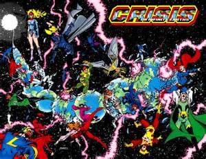 Comics on Infinite Earths- 30th anniversary of Crisis on Infinite Earths