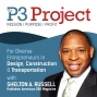 Artwork for P3 Project with Clarence McAllister, President/CEO of Fortis Networks