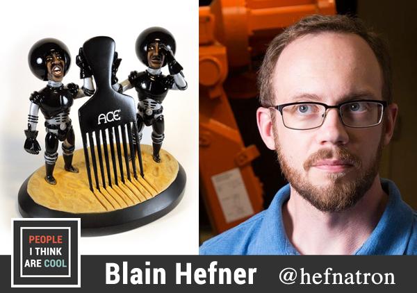 Ep. 63 Blain Hefner